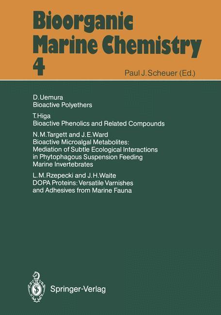 Bioorganic Marine Chemistry, 2011 | Buch (Cover)