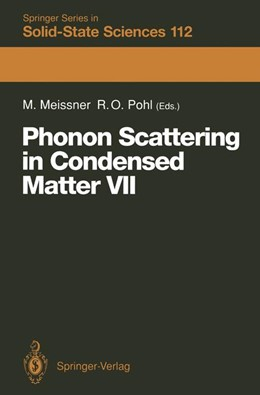 Abbildung von Meissner / Pohl | Phonon Scattering in Condensed Matter VII | 2012 | Proceedings of the Seventh Int... | 112