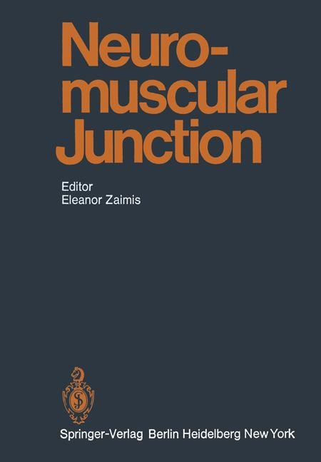 Neuromuscular Junction | Bowden / Zaimis / Collier, 2012 | Buch (Cover)