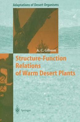 Abbildung von Gibson | Structure-Function Relations of Warm Desert Plants | 2011