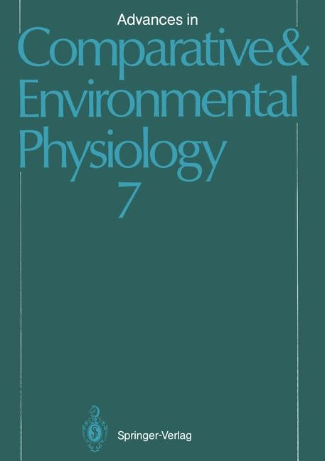 Abbildung von Advances in Comparative and Environmental Physiology | 2011