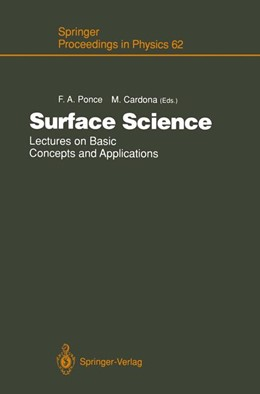 Abbildung von Ponce / Cardona | Surface Science | 2011 | Lectures on Basic Concepts and... | 62