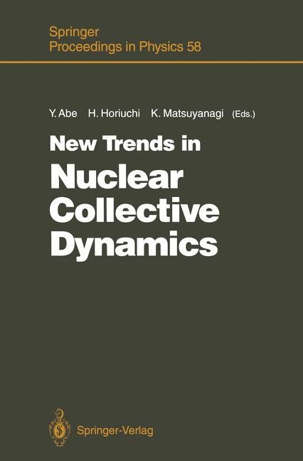 New Trends in Nuclear Collective Dynamics | Abe / Horiuchi / Matsuyanagi, 2011 | Buch (Cover)