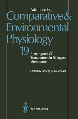Abbildung von Advances in Comparative and Environmental Physiology | 2011 | Electrogenic Cl? Transporters ... | 19