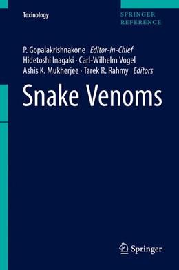 Abbildung von Inagaki / Vogel   Snake Venoms   1. Auflage   2017   beck-shop.de