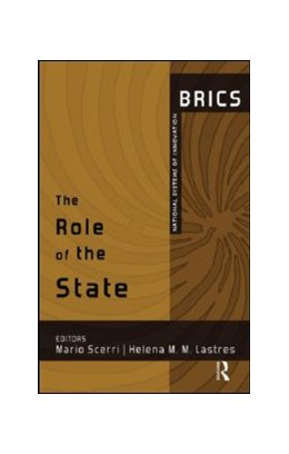 Abbildung von Scerri / Lastres | The Role of the State | 2013 | BRICS National Systems of Inno...