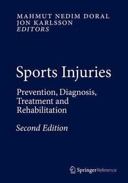 Abbildung von Doral / Karlsson | Sports Injuries | 2nd ed. 2015 | 2015 | Prevention, Diagnosis, Treatme...