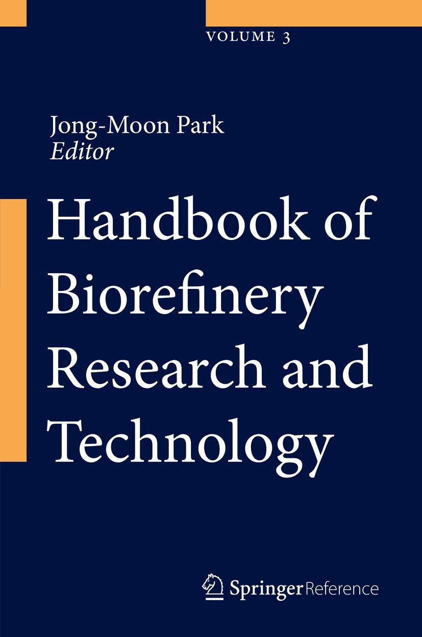 Handbook of Biorefinery Research and Technology | Park, 2020 | Buch (Cover)