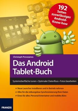 Abbildung von Prevezanos | Das Android Tablet-Buch | 2012
