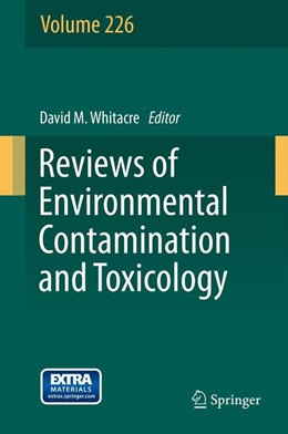 Abbildung von Whitacre | Reviews of Environmental Contamination and Toxicology Volume 226 | 2013 | 226