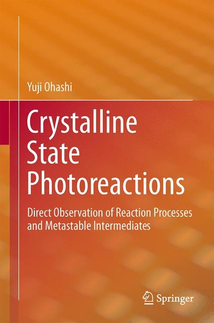 Crystalline State Photoreactions | Ohashi, 2014 | Buch (Cover)