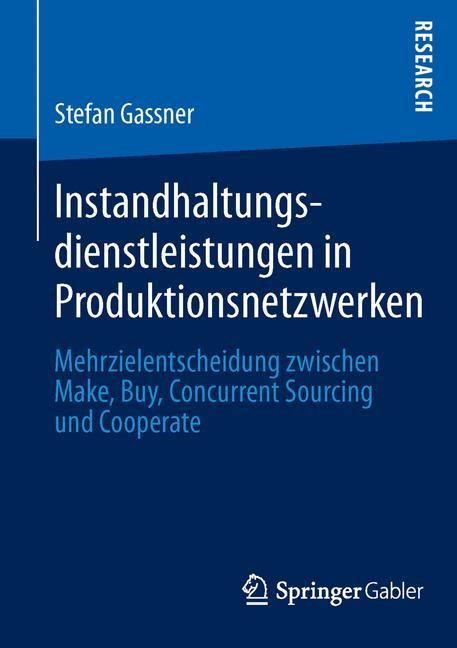 Produktabbildung für 978-3-658-01366-0
