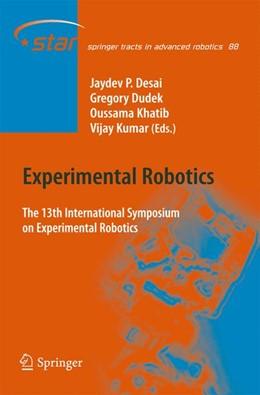Abbildung von Desai / Dudek | Experimental Robotics | 1. Auflage | 2013 | 88 | beck-shop.de