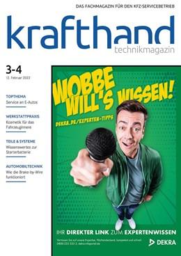 Abbildung von Krafthand | 92. Jahrgang | 2019 | Unabhängiges Technikmagazin fü...