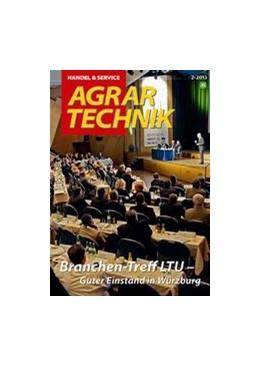 Abbildung von Agrartechnik   1. Auflage   2020   beck-shop.de