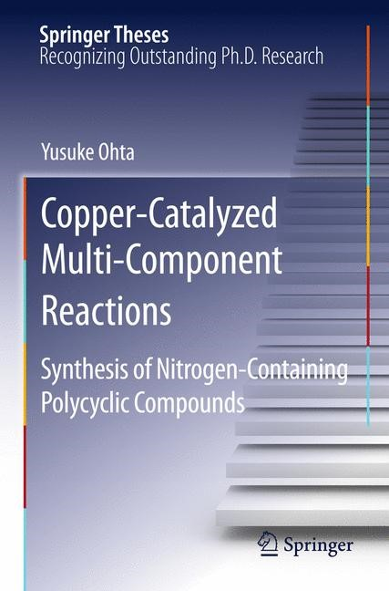 Copper-Catalyzed Multi-Component Reactions | Ohta, 2013 | Buch (Cover)
