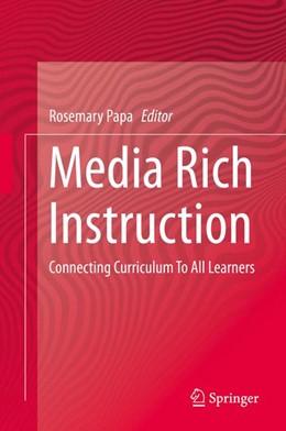 Abbildung von Papa | Media Rich Instruction | 1. Auflage | 2014 | beck-shop.de