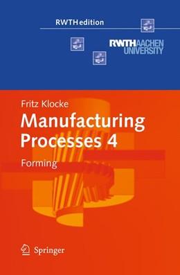 Abbildung von Klocke   Manufacturing Processes 4   1. Auflage   2013   beck-shop.de