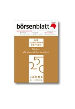 Abbildung von Börsenblatt   186. Jahrgang   2019   Magazin für den Deutschen Buch...