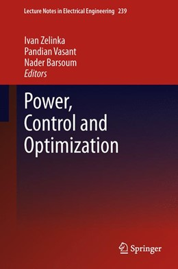 Abbildung von Zelinka / Vasant / Barsoum | Power, Control and Optimization | 2013 | AETA 2013 | 239