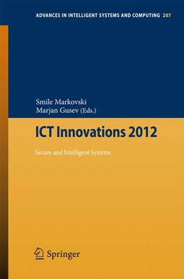 Abbildung von Markovski / Gusev   ICT Innovations 2012   2013   Secure and Intelligent Systems   207