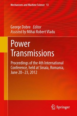 Abbildung von Dobre   Power Transmissions   2013   Proceedings of the 4th Interna...   13