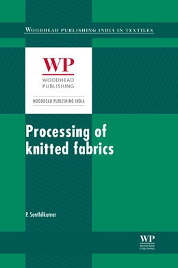 Abbildung von Senthilkumar | Processing of knitted fabrics | 1. Auflage | 2014 | beck-shop.de