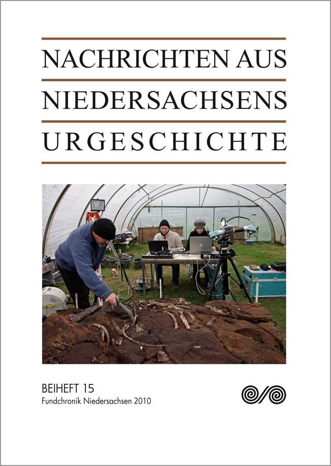 Nachrichten aus Niedersachsens Urgeschichte | / Haßmann, 2012 | Buch (Cover)
