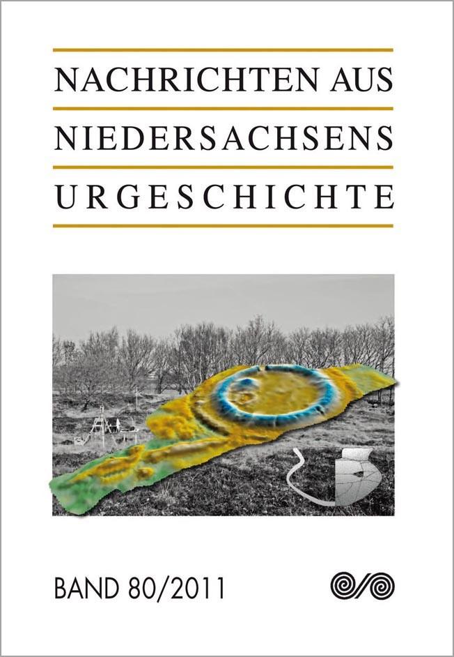 Nachrichten aus Niedersachsens Urgeschichte | / Hassmann, 2011 | Buch (Cover)