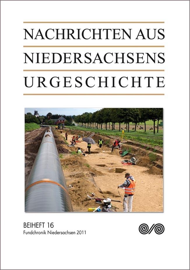Nachrichten aus Niedersachsens Urgeschichte | / Haßmann, 2013 | Buch (Cover)