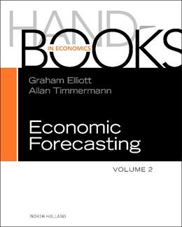 Abbildung von Elliott / Timmermann | Handbook of Economic Forecasting | 2013 | 2A