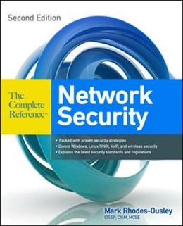 Abbildung von Rhodes-Ousley | Information Security: The Complete Reference, Second Edition | 2012