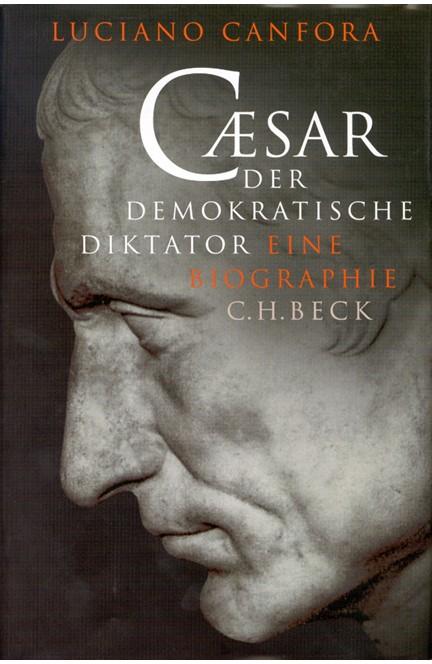 Cover: Luciano Canfora, Caesar