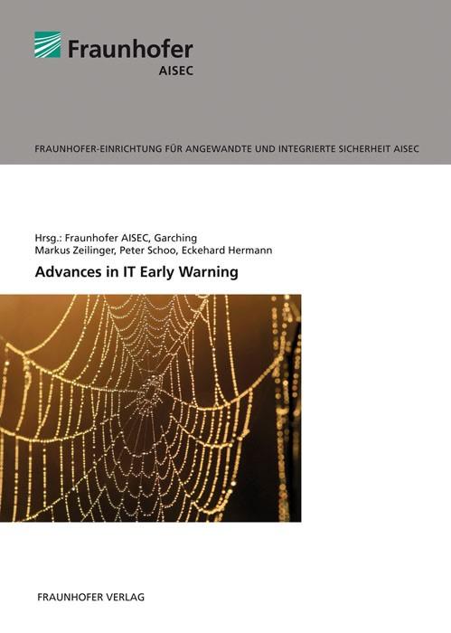 Advances in IT Early Warning. | / Schoo / Zeilinger / Hermann, 2013 | Buch (Cover)