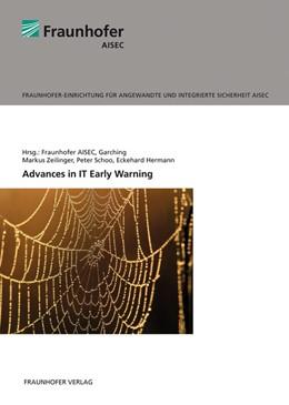 Abbildung von / Schoo / Zeilinger / Hermann | Advances in IT Early Warning. | 2013