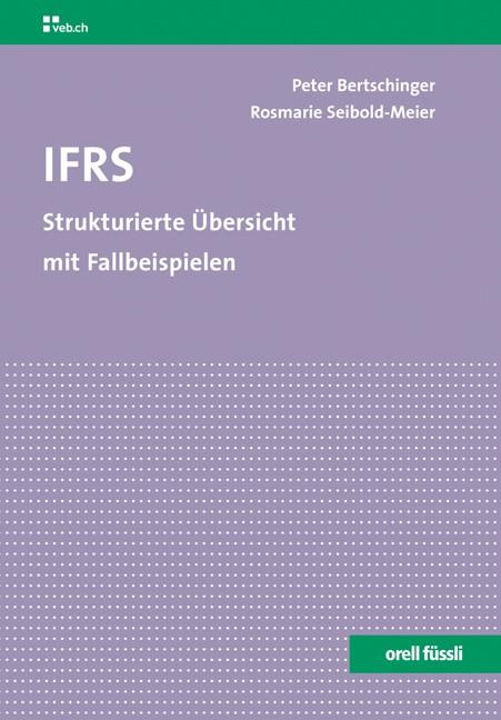 IFRS   Bertschinger / Seibold-Meier   Auflage, 2009   Buch (Cover)