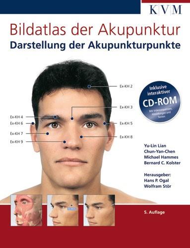 Bildatlas der Akupunktur | Ogal / Lian / Stör | 5., Auflage, 2013 | Buch (Cover)
