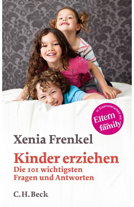 Cover: Xenia Frenkel, Kinder erziehen