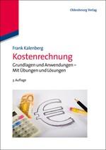 Kostenrechnung | Kalenberg | 3. Auflage 2013, 2013 | Buch (Cover)