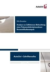 Analyse zur Zellinternen Befeuchtung eines Polymerelektrolytmembran-Brennstoffzellenstapels | Brandau, 2013 | Buch (Cover)