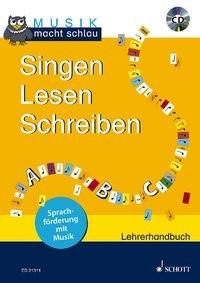 Singen Lesen Schreiben | Bossen, 2012 | Buch (Cover)