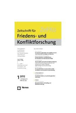 Abbildung von Zeitschrift für Friedens- und Konfliktforschung - ZeFKo   9. Jahrgang   2020
