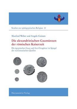 Abbildung von Weber / Geissen | Die alexandrinischen Gaumünzen der römischen Kaiserzeit | 1. Auflage | 2013 | 11 | beck-shop.de