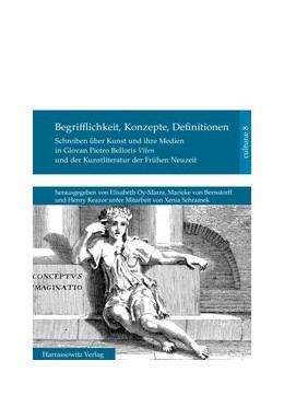 Abbildung von Oy-Marra / Bernstorff | Begrifflichkeit, Konzepte, Definitionen | 1. Auflage | 2014 | 8 | beck-shop.de