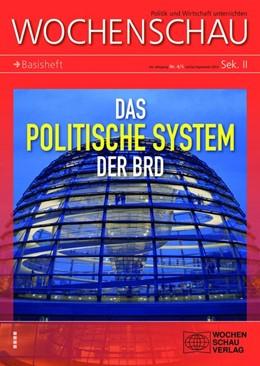 Abbildung von Massing | Das Politische System der Bundesrepublik Deutschland | 2013 | Sek. II Nr. 4-5/2013