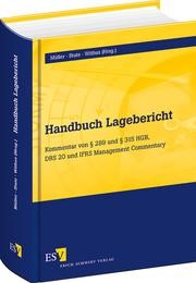 Handbuch Lagebericht   Müller / Stute / Withus, 2013   Buch (Cover)