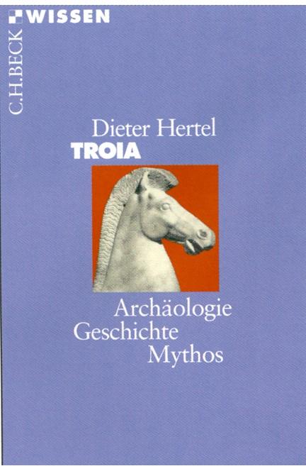 Cover: Dieter Hertel, Troia