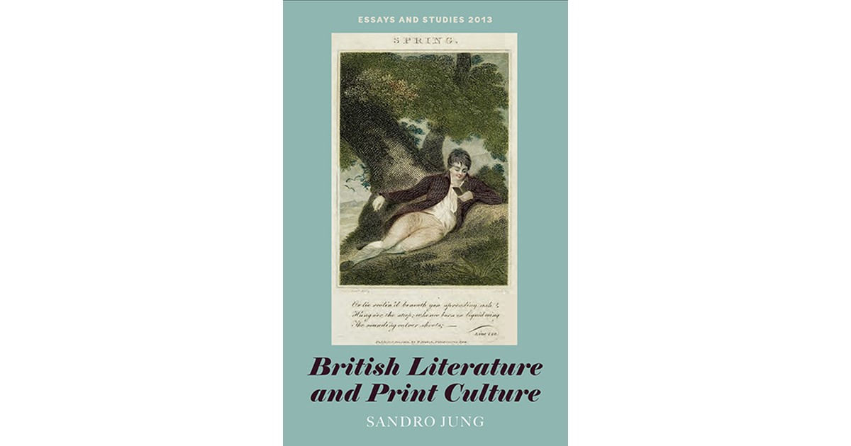 british literature and print culture jung s andro