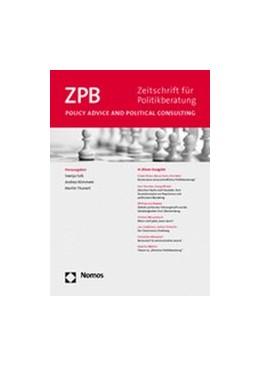 Abbildung von Zeitschrift für Politikberatung - ZPB | 13. Jahrgang | 2020 | Policy Advice and Political Co...