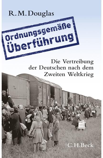 Cover: R. M. Douglas, 'Ordnungsgemäße Überführung'